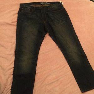 Standard Taper Men's Jeans